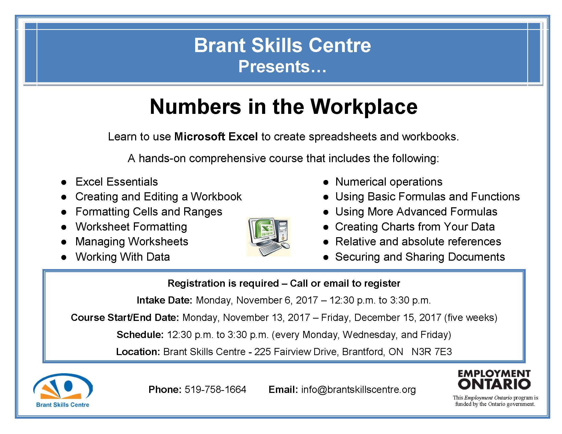 Worksheets Employment Skills Worksheets prepare for employment apprenticeships and training programs click here a pdf version of the numbers in workplace flyer